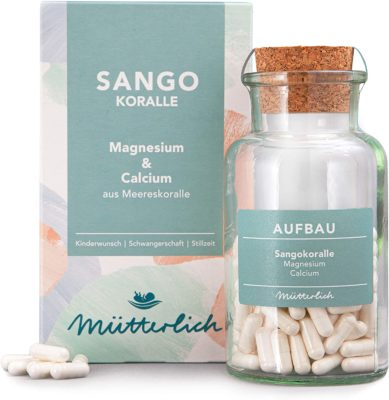mütterlich-Sango-Koralle-Natürliches-Magnesium