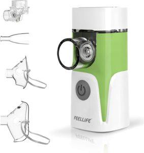 Feellife Aerogo Inhalator für Kinder - Schwingmembran-Technologie