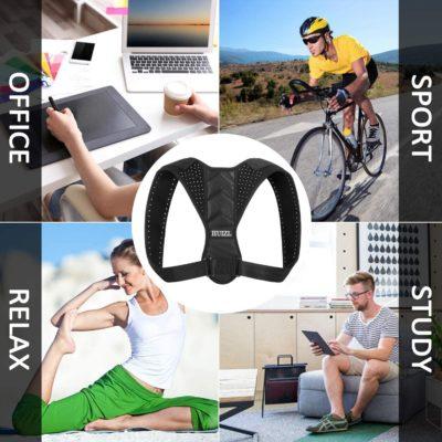 Haltungstrainer Rücken – die besten Rücken Geradehalter zur Haltungskorrektur