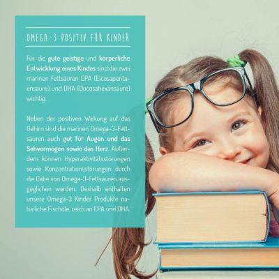 Omega 3 für Kinder – die besten Omega 3 im Überblick