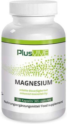 PlusVive-Magnesium-Kapseln