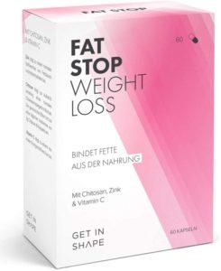 Fat Stop - 60 Stück Fettblocker