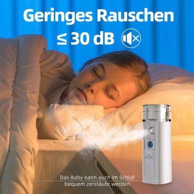 Inhalator Kinder – die besten Inhaliergeräte für Kinder